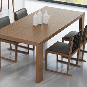 Muebles-Mesa-de-Comedor-Extensible-Moderna-Line